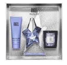 Angel thierry <b>mugler</b>, оригинал набор парфюм, лосьон, <b>свеча</b> ...