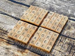Decorating Tiles Crafts Scrabble Tile Crafts Perfect For National Scrabble Day HGTV's 31