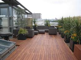 rooftop deck furniture. Perfect Deck Stunning Rooftop Deck Design Ideas With Gray Outdoor Furniture Set For I