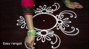 Small Picture simple rangoli designs with dots small kolam designs muggulu