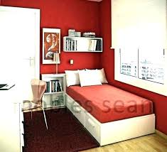 red and black bedroom decor – the bedroom