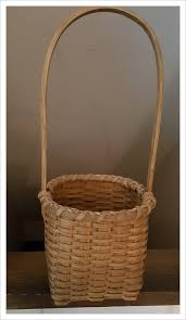 berry basket w long handle