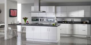 White Gloss Shaker Kitchen Cabinet Doors Wow Blog