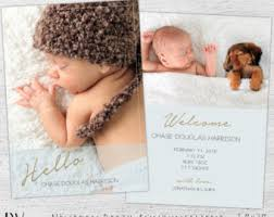 birth announcement templates birth announcement templates newborn photographer templates