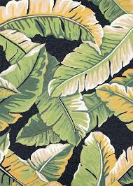 tropical rug runners forest green black indoor outdoor area rug home ideas editor