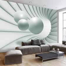 Behang 3d Fotobehang Tegen Saaie Muren Zeggen Wij Nee
