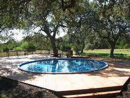 photo of above ground pool company san antonio tx united states above