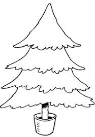 Kleurplaat Kerstboom Leeg Kerst Kleurplaat 2018 Printen We Hebben Er