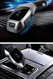 <b>X5 Bluetooth</b> Car Kit MP3 Wireless FM Transmitter USB SD LCD ...