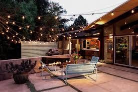 12 Awesome Patio Lighting Ideas You Can Create Yourself To Complement Your  Landscape | Fabulous Cool Outdoor Patio Ideas Lighting Gallery Pinterest