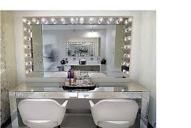 neoteric design inspiration 20 makeup vanity with lighted mirror best diy lighted makeup vanity pictures