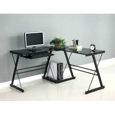 full image for small bedroom desk ideas mainstays student computer side storage l shaped black corner