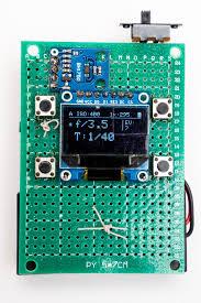 Arduino Light Meter Photography Lightmeter Flashmeter Based On Arduino