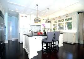 Kitchen Cabinets Off White Kitchen Cabinets With Dark Floors White