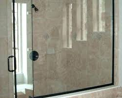 how to remove hard water stains from shower doors removing glass on large size of hard