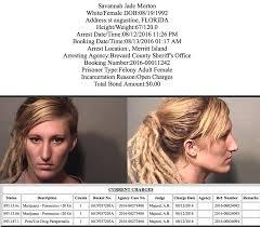 Arrests In Brevard County: August 14, 2016