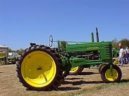 antique john deere tractor jd model b tractorshed com jd model b tractor