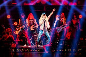 Rock Of Ages Broadway Seating Chart Rock Of Ages Denver Center For The Performing Arts