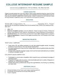 Freshman College Student Resume Unique Resume Samples For Freshmen College Students As Well As College
