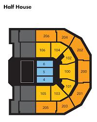 Royal Farms Seating Chart 1st Mariner Arena Seating Chart Rows Royal Farms Arena