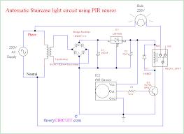 circuit diagram light sensor wiring diagram fascinating automatic staircase light using pir sensor light sensor circuit diagram working operation circuit diagram light sensor