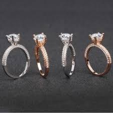 <b>Huitan</b> Rings #ebay #Jewelry & Watches | Ring | Rings, Elegant ...