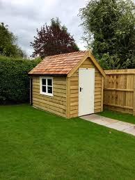 ply lined traditional garden sheds