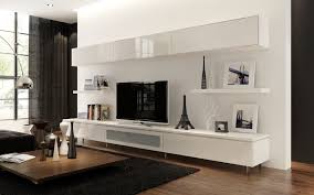 style your home with floating cabinets living room wall regard to unit designs 7