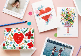 Personalised Greeting Cards Papier