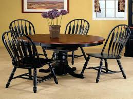 54 inch round dining tables square or expandable table pedestal set