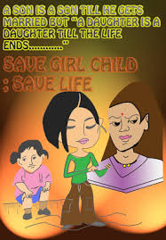Chart On Female Foeticide Voice Against Female Foeticide Poster Designing Competition