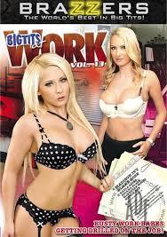 Big tits at woork