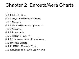Jeppesen Low Altitude Chart Legend Enroute Aera Charts