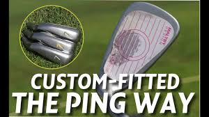 Custom Fitted The Ping Way