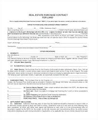 blank real estate purchase agreement land purchase contract form real estate addendum template