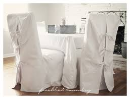 dining chair covers ikea. We Love These Custom Shabby Chic Parsons Dining Chairs With Tie-backs \u003c3 Chair Covers Ikea