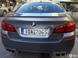 BMW M5 F10 2011 - 27 December 2016 - Autogespot