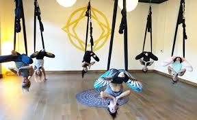 aerial yoga now power yoga