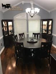 let e g amish furniture help you choose the perfect solid wood pieces with the right stain dining room