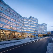 swedbank headquarter designed by 3xn scandinavian building scandinavian building take a look at this beautiful office buildings