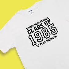 High School Batch Shirt Design