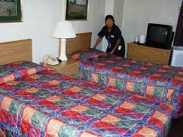 Hotel Harrington: Room With 2 Twin Beds