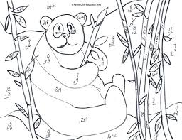 4th Grade Math Coloring Sheets Packed With Math Coloring Sheets ...