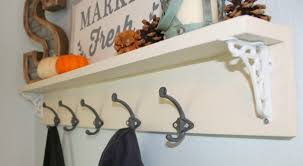 Coat Rack Hardware Extraordinary Coat Rack Hardware Scott Family Homestead