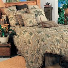 Palm Grove Tropical Palm Tree forter Bedding