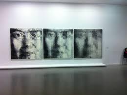 zeng fanzhi mao art installation chinese exhibition usa asian contemporary art