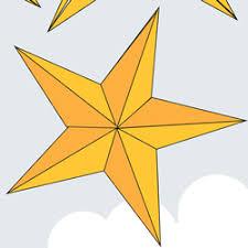 Resultado de imagen de papiroflexia estrellas