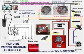 wiring diagrams ford 8n the wiring diagram 3 wire alternator yesterday s tractors wiring diagram