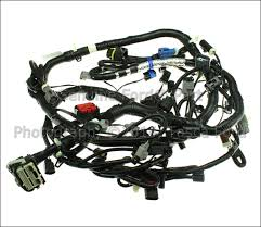 new oem 4 6l engine wiring harness ford explorer sport trac ford 4.6 wiring diagram at 4 6 3v Wiring Harness