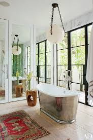Luxury Bathrooms In Celebrity Homes Architectural Digest - Luxury bathrooms pictures